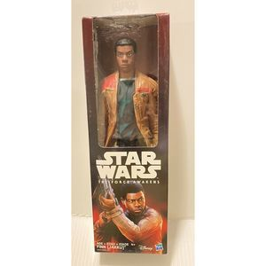 Star Wars The Force Awakens Fin  Action Figure